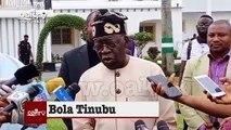 TInubu speaks on COVID-19