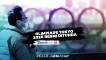 Respon Positif Penundaan Olimpiade Tokyo 2020