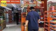 ◤行动管制◢ 一哥突击便利店  证实面包很缺货