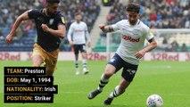 Preeston North End   Player Profile   Sean Maguire