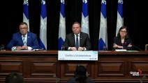 Coronavirus outbreak- Quebec tightens access to more regions as COVID-19 deaths top 33