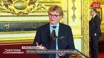 Marc Fesneau: «une économie de guerre »