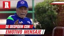 Cruz Azul se despidió de Nacho Trelles con emotivo mensaje