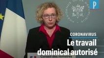 """Coronavirus : Muriel Pénicaud autorise """"60 heures par semaine"""" dans certains métiers"""