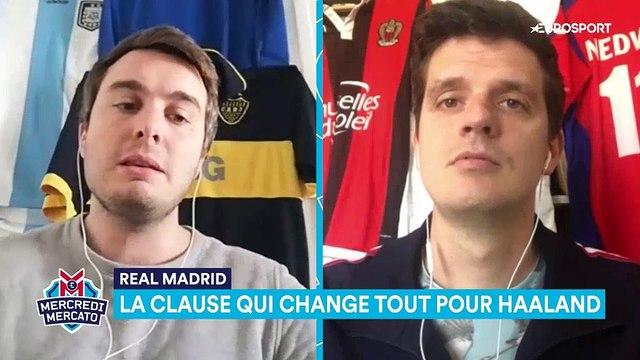 Haaland, la clause qui change tout pour le Real (et Mbappé ?)