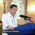 Duterte signs law granting himself special powers to address coronavirus outbreak