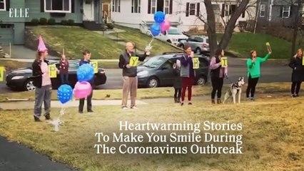 Heartwarming Stories To Make You Smile During The Coronavirus Outbreak