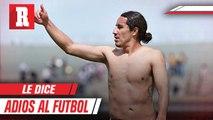 Efraín Juárez se retira del futbol