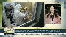 Wuhan inicia retorno a normalidad tras reducción de casos de Covid-19