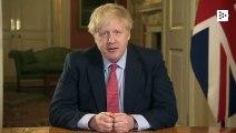 Boris Johnson decreta un confinamiento de tres semanas en Reino Unido