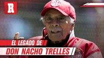Don Ignacio Trelles dejó un legado inigualable en México