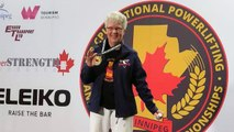 Grandmother Takes Gold At Powerlifting Competition
