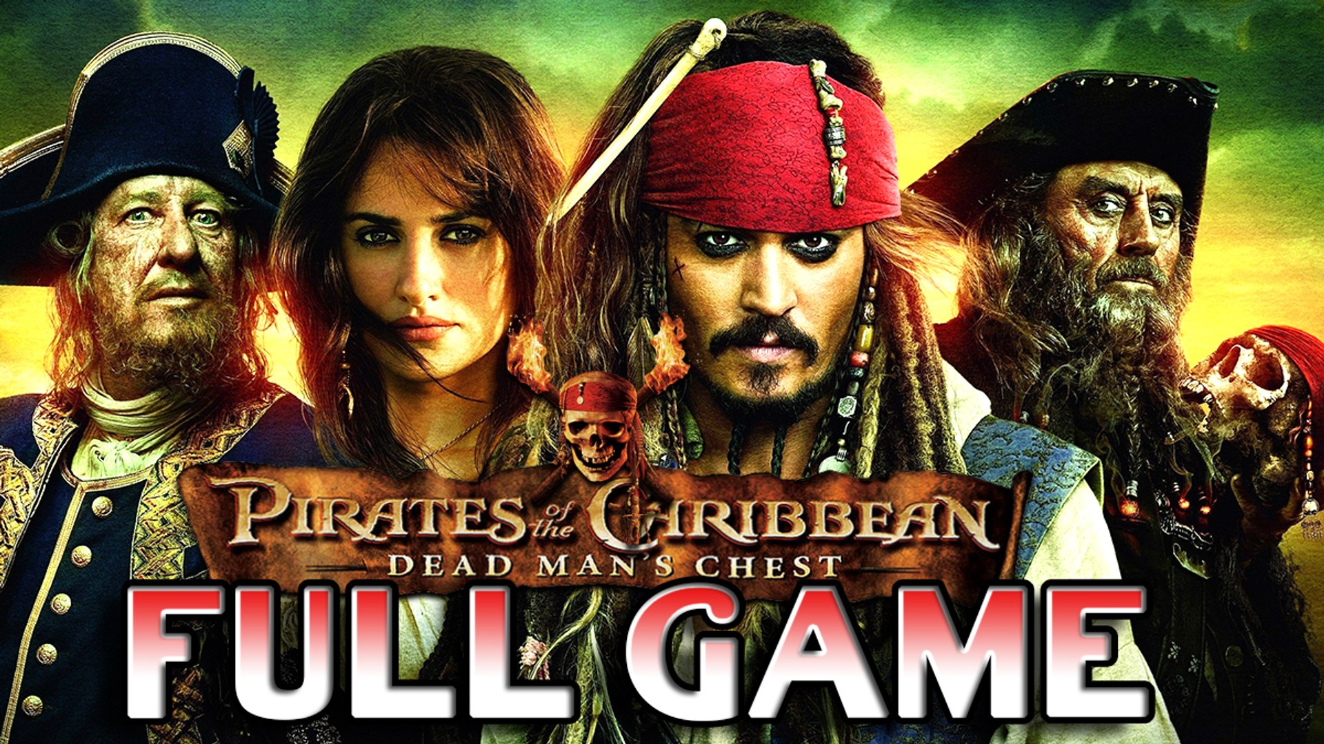Pirates Of The Caribbean Dead Man S Chest Full Game Longplay Psp Video Dailymotion