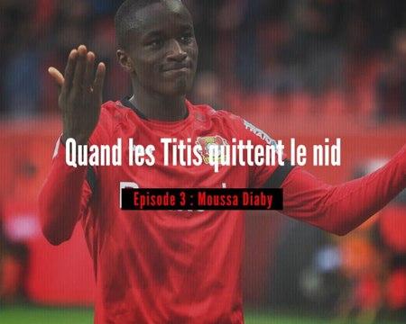 Quand les Titis quittent le nid - Episode 3, Moussa Diaby