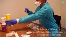 Así funcionan los test rápidos de detección de antígeno de SARS-CoV-2