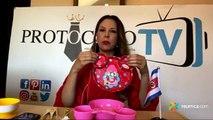LIVE: Clases de Etiqueta y Protocolo con Christy Marín #QuedateEnCasa - 25 Marzo 2020