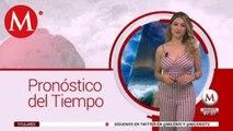 El clima para hoy 25 de marzo, Cecilia Salamanca