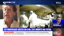 """Hôpital: pour le Pr Stanislas Pol, """"il faudra qu'on se souvienne de cette crise pour repenser les choses demain"""""""