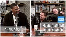KFC Radio: The Beer Marathon, Chris Bosh, and Comments By Celebs