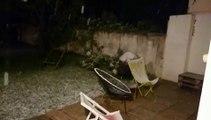 La neige tombe dans le Pays d'Aix