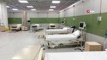 - İran, dünyanın en büyük AVM'sini korona hastanesine çevirdi