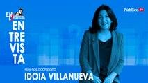 Entrevista a Idoia Villanueva - En la Frontera, 25 de marzo de 2020
