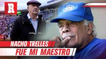 Manuel Lapuente reveló que Nacho Trelles fue su inspiración para ser entrenador