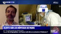Le président de la commission médicale d'établissement de l'AP-HP alerte sur les hôpitaux de Paris