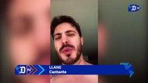 El colombiano Llanes cuenta cómo pasa la cuarentena