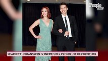 Scarlett Johansson on Twin Brother's Charity, Which Helps First Responders: He Makes Me 'Better'