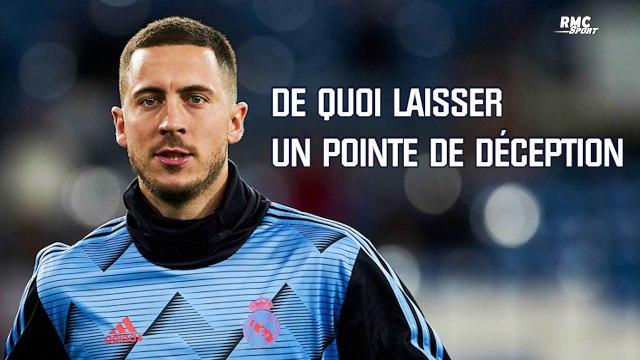"""Real Madrid : """"Ma première saison est bien pourrie"""" lâche Hazard"""