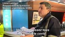 Coronavirus: un TGV médicalisé s'apprête à quitter Paris pour Strasbourg