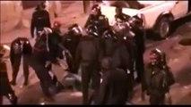 """Couvre feu - Médina : Un groupe de gendarme attrape et """"tend par 4"""" un jeune homme (Vidéo)"""