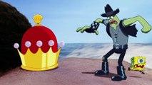 The SpongeBob SquarePants Movie Clip - Dennis Always Gets His Man