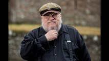 George R. R. Martin says he's writing next 'Game of Thrones' book while in isolation