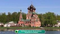 Na Rússia, mais de 100 mil câmeras monitoram os cidadãos