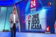Tony Cam: imitador de Sandro canta para animar a vecinos en cuarentena