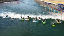 JJF's Pre Season At The Surf Ranch