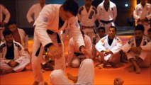 Mendes - Passing the guard standing - leg Drag - 1