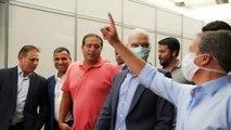 Anhembi em SP vai virar hospital de campanha