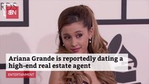 Ariana Grande And The Real Estate Man