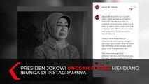 Atta Halilintar, Dian Sastro Hingga Sandiaga Ucapkan Duka Cita untuk Jokowi