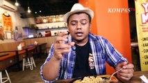Review Ow My Plate, Volcano Ricenya Creamy banget Enak!