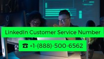 ☎ +1-(888)-500-6562 LinkedIn Customer Service Number