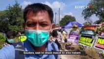 [Vlog] Cegah Corona, Pelayat Pemakaman Ibunda Jokowi Dicek Suhu Tubuh