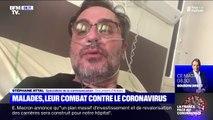 Malades, ils racontent leur combat contre le coronavirus