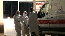 Rapor verilip evine gönderilen koronavirüs şüphelisini, ekipler yoldan çevirdi