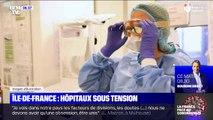 Coronavirus: les hôpitaux d'Île-de-France bientôt saturés
