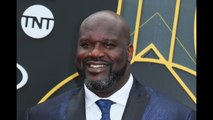 Shaquille O'Neal crashes first grade students' online class