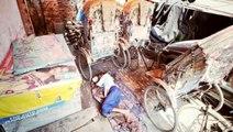 Hindistan'da yevmiyeyle çalışan işçiler: Koronavirüsten önce açlıktan ölebiliriz